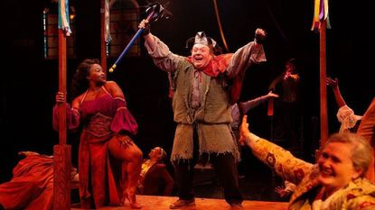 'The Hunchback of Notre Dame' stands tall at Toby's Dinner Theatre