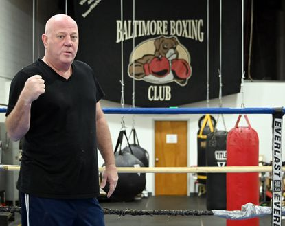 Jake Smith, longtime Arbutus resident, is holding a night of boxing as a tribute to his father, Murray Smith Sr., at the Carroll County AG Center on July 17.