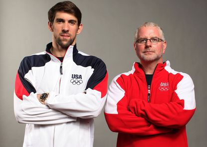 """He has been the one person that's got me where I am today,"" Michael Phelps recently said of his coach, Bob Bowman."