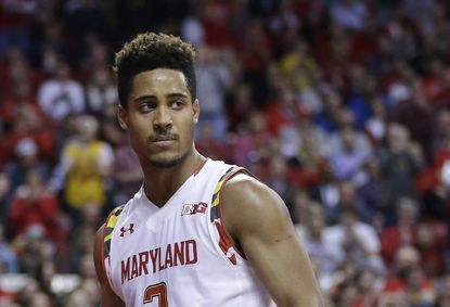 Maryland guard Melo Trimble is projected as a possible first-round pick in the 2016 NBA draft.