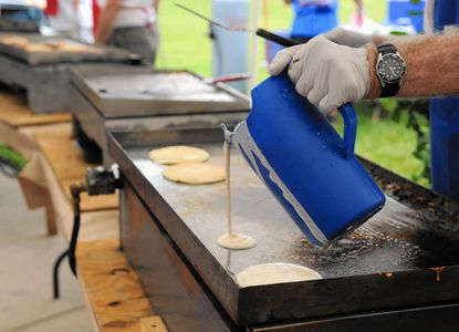 Bel Air High Boosters will run this year's Independence Day pancake breakfast, Lions Club is out