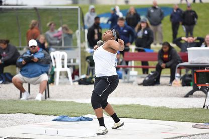 Francis Scott Key graduate Danika Ani recently finished her freshman year at Stevenson University by competing at the NCAA Division III Outdoor Track and Field Championships in Geneva, Ohio.