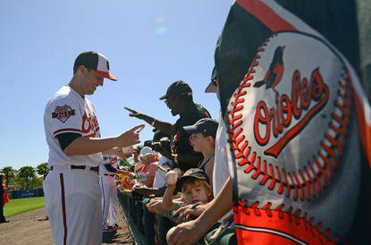 Steve Johnson will be among Orioles' September call-ups