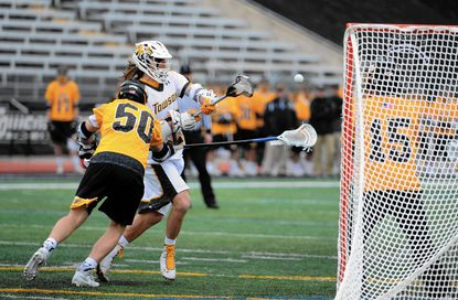 Men's Lacrosse: Carroll natives Drenner, McCarty have Towson off to fast start