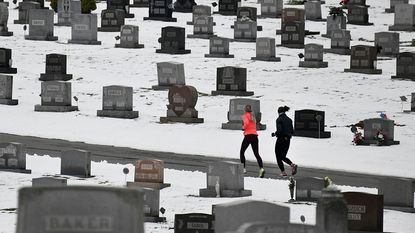New data shows that U.S. life expectancy has improved for the first time infouryears, thanks to a sharp decline in the cancer death rate and to a drop in fatal drug overdoses.