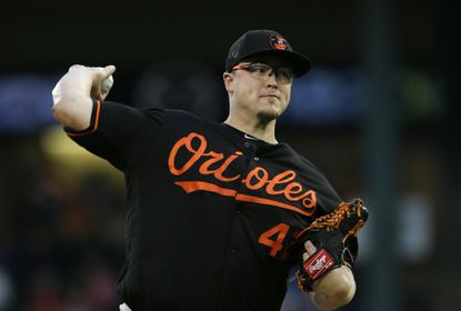 Orioles' Vance Worley makes case to remain in rotation with Kevin Gausman's return looming