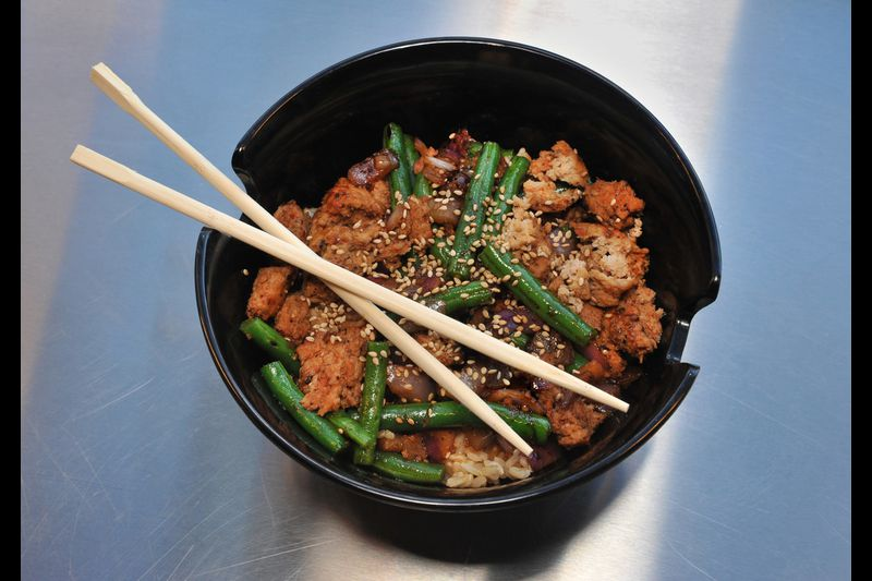 Honeygrow A Fresh Addition To Baltimore Fast Casual Dining Scene Baltimore Sun