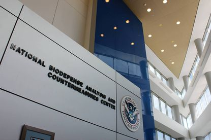The National Biodefense Analysis and Countermeasures Center, a Department of Homeland Security laboratory located at Fort Detrick in Maryland, recently tested letters containing ricin.