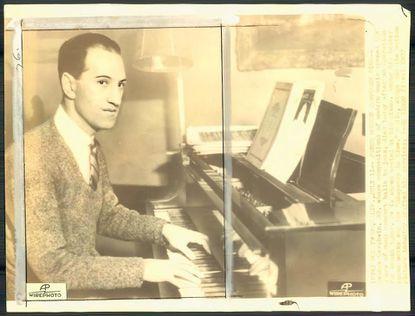 Copyright Notice: Baltimore Sun Folder Description: Gershwin, George Folder Extended Description: Composer | Pienist | Title: GERSHWIN GEORGE (COMPOSER & PIANIST) Subject: GERSHWIN