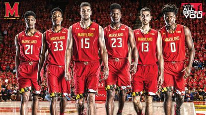 The international flavor of the Maryland men's basketball team is certainly not vanilla