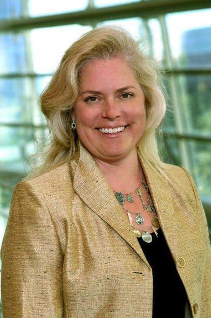 Ellen Pierce is the Mid-Atlantic market head for UBS Wealth management America.