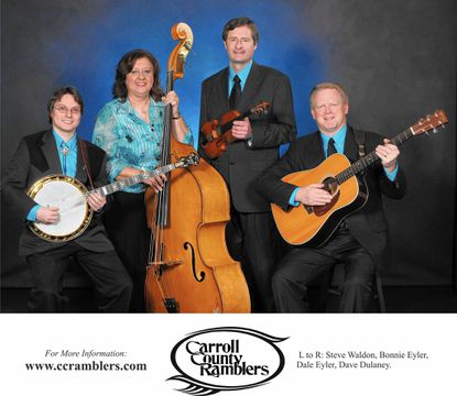 Day of bluegrass to raise money for Carroll Hospice