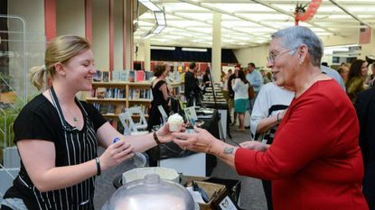 Taste of the Town turns 'gnarly' with 80's-themed party at Cockeysville library