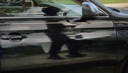 Squeegees, panhandlers: Baltimore from both sides of the windshield