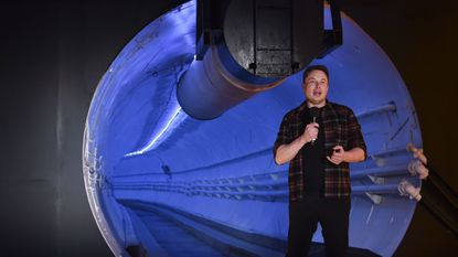 Here's what we know about Elon Musk's proposed high-speed 'Loop' between Baltimore and D.C.