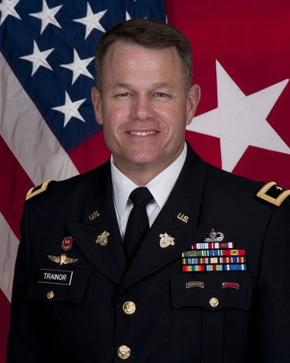 Timothy Trainor, a retired brigadier general who was serving as dean of the Academic Board at the U.S. Military Academy at West Point, will serve as interim president at Mount St. Mary's.
