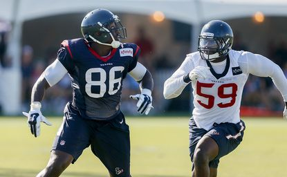Bears trade for Texans tight end Khari Lee