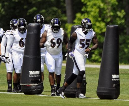 Ravens training camp preview: Linebackers