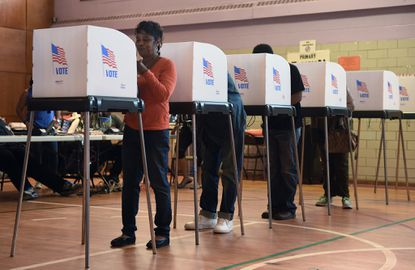 Need a ride to the polls? An Election Day lunch? Here's how Maryland groups hope to get out the vote.