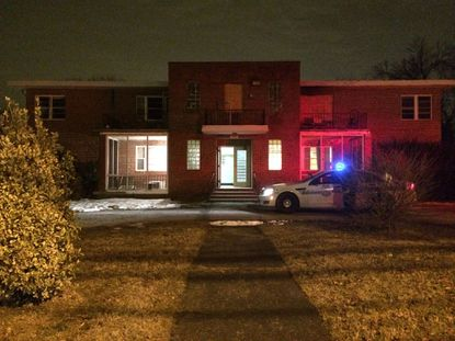 Man stabbed to death in NW Baltimore apartment