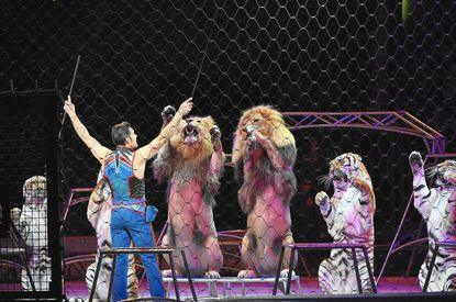 "Ringling Bros. and Barnum & Bailey Circus, the ""Greatest Show on Earth,"" makes its last visit to Baltimore beginning Thursday and running through April 30."