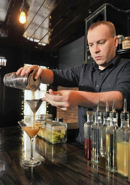 Baltimore Bartenders' Guild offers a new class of cocktail
