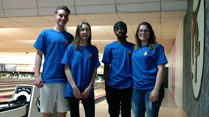The Greenmount Bowl Majors youth team is one of four Greenmount teams headed to the NDYA National Tournament Championship on July 27, 2019 in Baltimore.