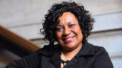 Tessa Hill-Aston has stepped down as president of the local chapter of the NAACP.