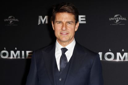 Tom Cruise ankle break halts 'Mission: Impossible 6' production