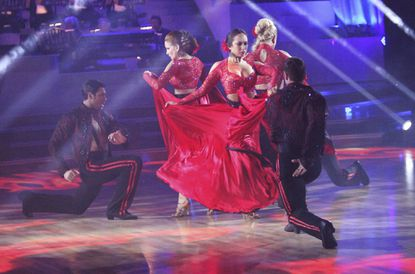 'Dancing with the Stars' recap: On the eve of double elimination
