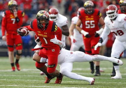 Terps' freshman WR D.J. Moore emerges as spark on offense