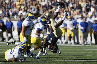 As starter, Navy freshman CB Brendon Clements 'beyond his years mentally'