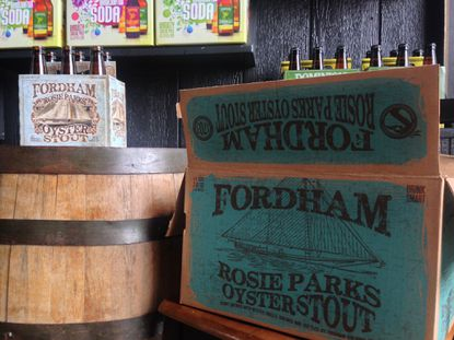 Fordham's Rosie Parks Oyster Stout