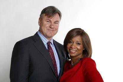 Lisa Harris Jones and Sean Malone, lobbyists of Harris Jones Malone and spouses.