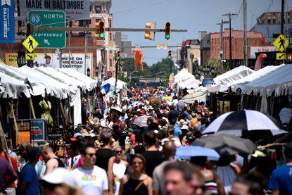 Artscape returns to Baltimore July 17-19, 2020.