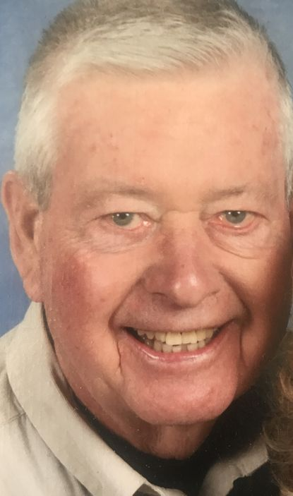 """John Hayes """"Jack"""" Webb was an active member of the Church of the Nativity in Cedarcroft."""