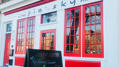 Pie in the Sky opened in Mare Nostrum's place on Broadway in Fells Point.