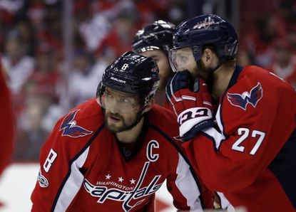 Digest: Capitals to protect 11 players from Vegas expansion draft