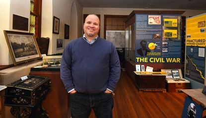 Shawn Gladden is executive director of the Howard County Historical Society.