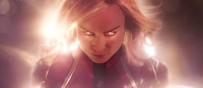 Brie Larson takes flight in 'Captain Marvel' first trailer