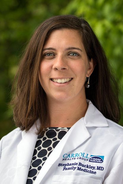 Carroll Hospital's February Physician of the Month, Stephanie Buckley M.D., primary care - Original Credit: Courtesy Photo