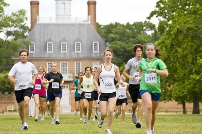 Day Trip: Run For the Dream at Colonial Williamsburg