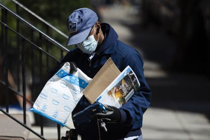 The United States Postal Service is looking for federal funding assistance as it faces financial difficulties during the coronavirus pandemic.