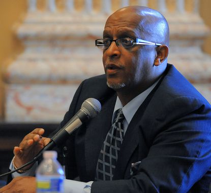"Baltimore City Council President Bernard C. ""Jack"" Young is one of the City Council members scheduled to attend the National Association of Counties conference in March in Washington, D.C. File."