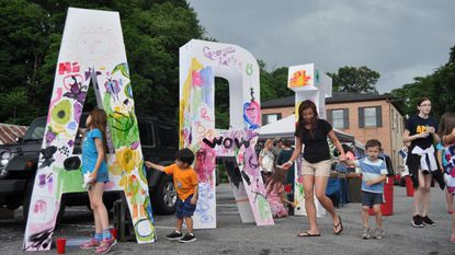 The Mount Airy ArtsFest returns for year two with a beach theme and a new community arts project.