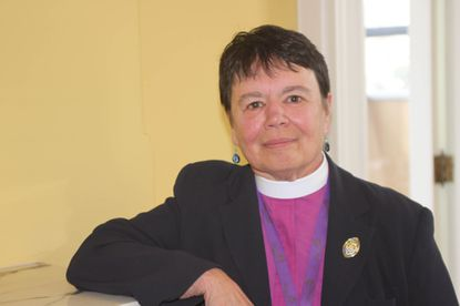 The Right Rev. Chilton R. Knudsen, the assistant bishop of the Diocese of Long Island, who was named over the weekend as the new assistant bishop of the Diocese of Maryland, replacing Heather Elizabeth Cook, who recently resigned as bishop suffragan.