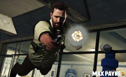 """Max Payne 3"" blends cinematic action with solid shooter gameplay. Combined with excellent story and a unique visual style, it may be the best game by Rockstar yet."
