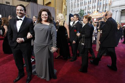 Melissa McCarthy: Critic Rex Reed was 'swimming in so much hate'