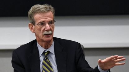 Maryland Attorney General Brian Frosh won re-election on Tuesday, defeating Republican Craig Wolf.