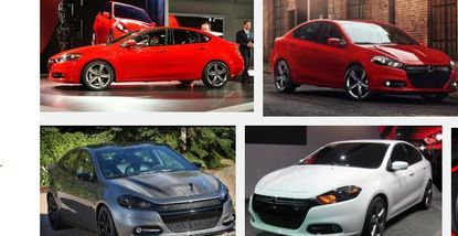 How about a Dodge Dart on your registry?